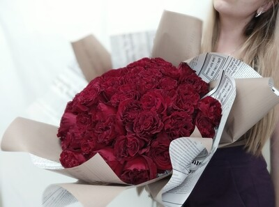 51 роза Мисс Бордо