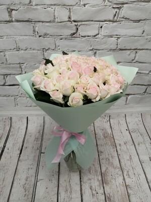 51 Роза в Упаковке