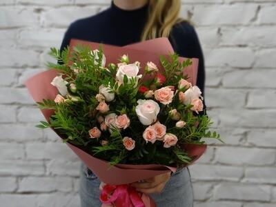 Букет Мисс Роза