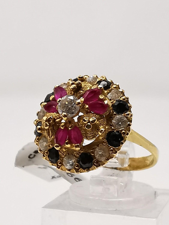 21ct Gold Ring