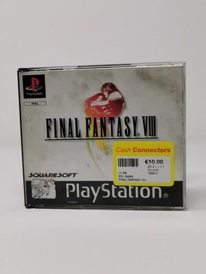 Final Fantasy VIII 8 PS1