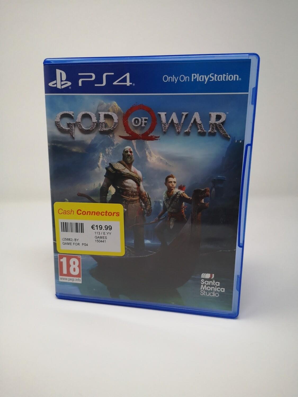 God Of War PS4 Game PlayStation 4