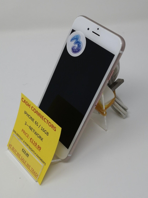 IPhone 6s 16gb Apple 3 Network
