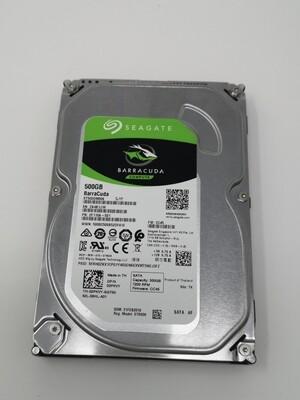 Segate Baracuda HDD 500Gb