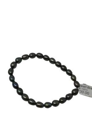 Pearl Bracelet Dark Colour