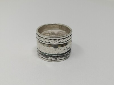 Silver Ring Band 925