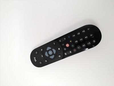Remote control for Sky Q box Genuine