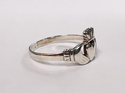 Claddagh Ring Silver