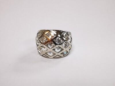 Silver Ring 925 Ladies