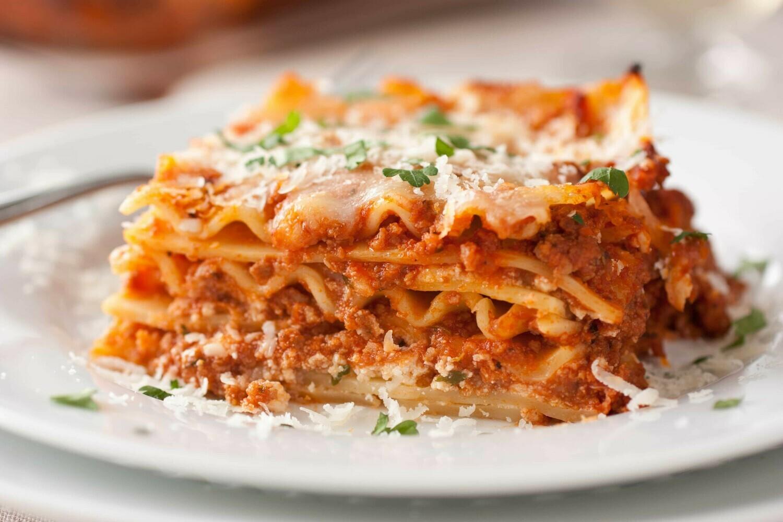Warming Lasagna