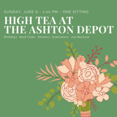 6/6 Teddy Bear High Tea