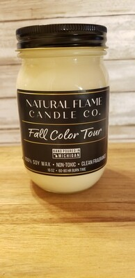 Fall Color Tour 16 oz jar