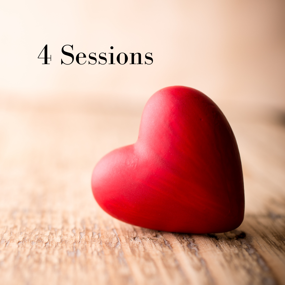 Dating & Relationship Coaching-4 Sessions