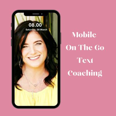 Mobile-On The Go-Text Coaching