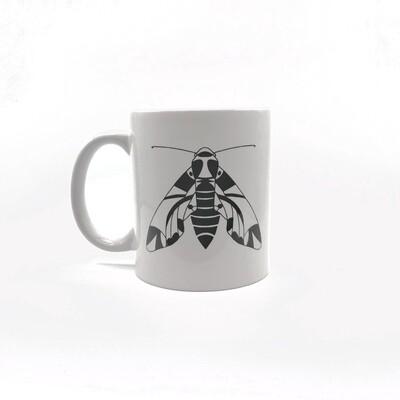 """Oleander Hawk Moth"" Mug"
