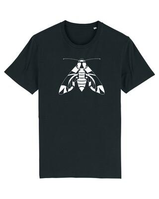 "Basic Unisex ""Oleander Hawk Moth "" T-shirt"
