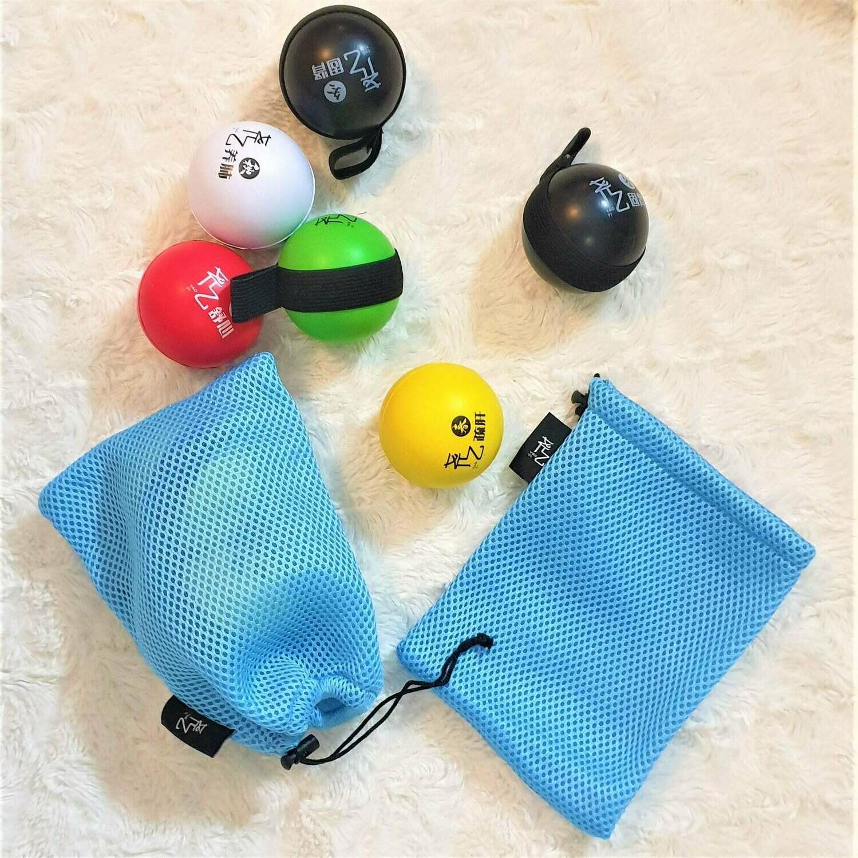 Kangyang Qiu -Health balls -White