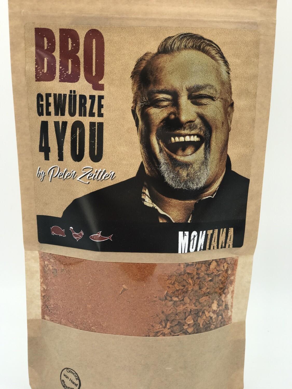 Peter Zeitler Montana Red Fire Grill Gewürz mit Rotwein