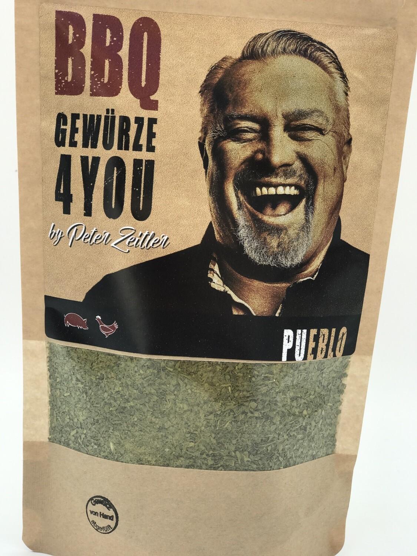 Peter Zeitler Pueblo das Grüne Grill Gewürz Pfeffer und Curry