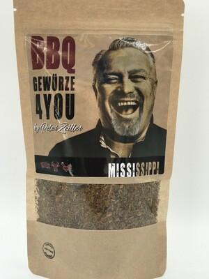 Peter Zeitler Mississippi pfeffrige Kräuter & Paprika Gewürz