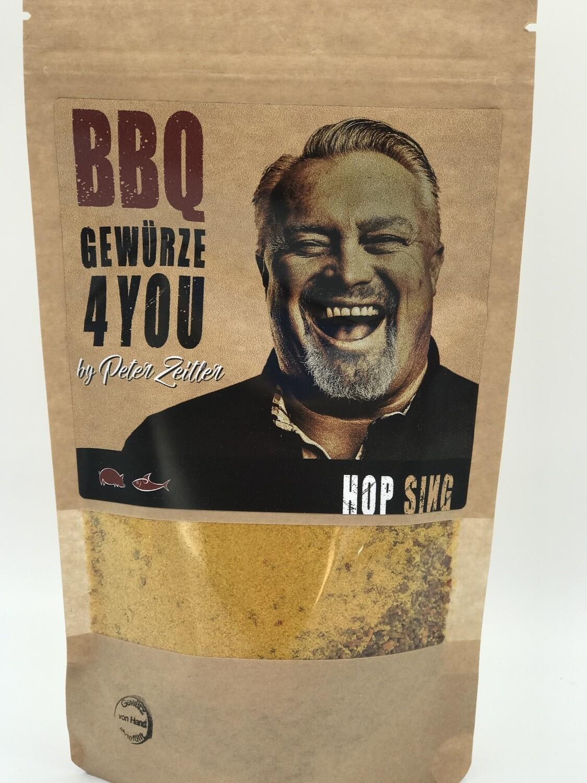 Peter Zeitler Grill Gewürz Hop Sing Asia Style mit Curry