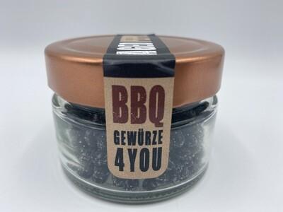 Fermentierter Pfeffer Schwarz (Aged Pepper) 50 Gramm