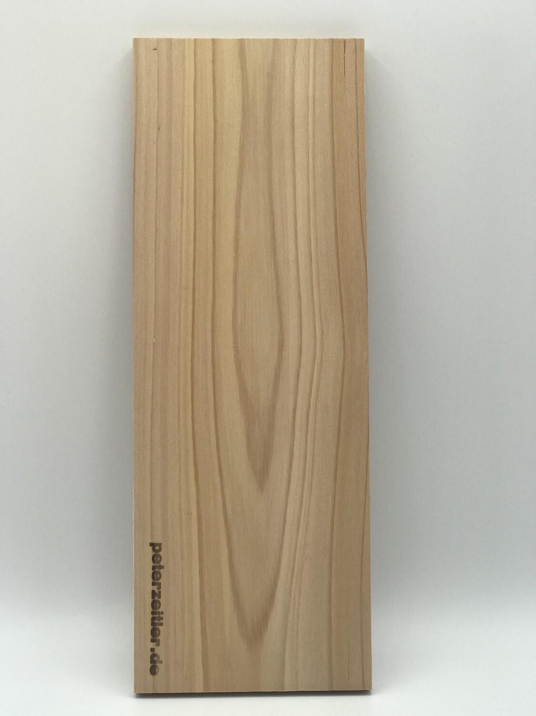 Zedernholz   Räucherbrett  Planke für Fisch & Käse