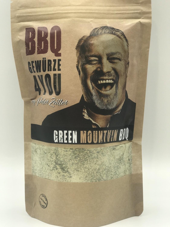 Green Mountain BBQ  Kräuter Grill Gewürz Pfeffrig