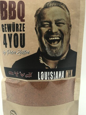 Peter Zeitler Louisiana Mix Grill Gewürz  mit Basilikum u. Nelken -halal-