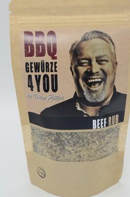 Peter Zeitler Beef Rub Grill Gewürz pfeffrig für Rind Spezial