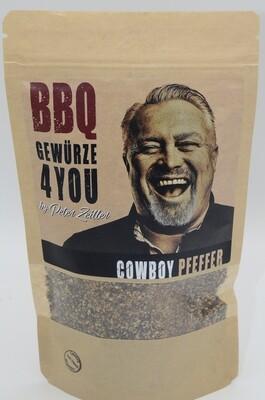 Cowboy Pfeffer/Steak Pfeffer mit Knoblauch