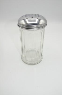 Grill Gewürz-Streuer aus Glas 14 cm x 7 cm