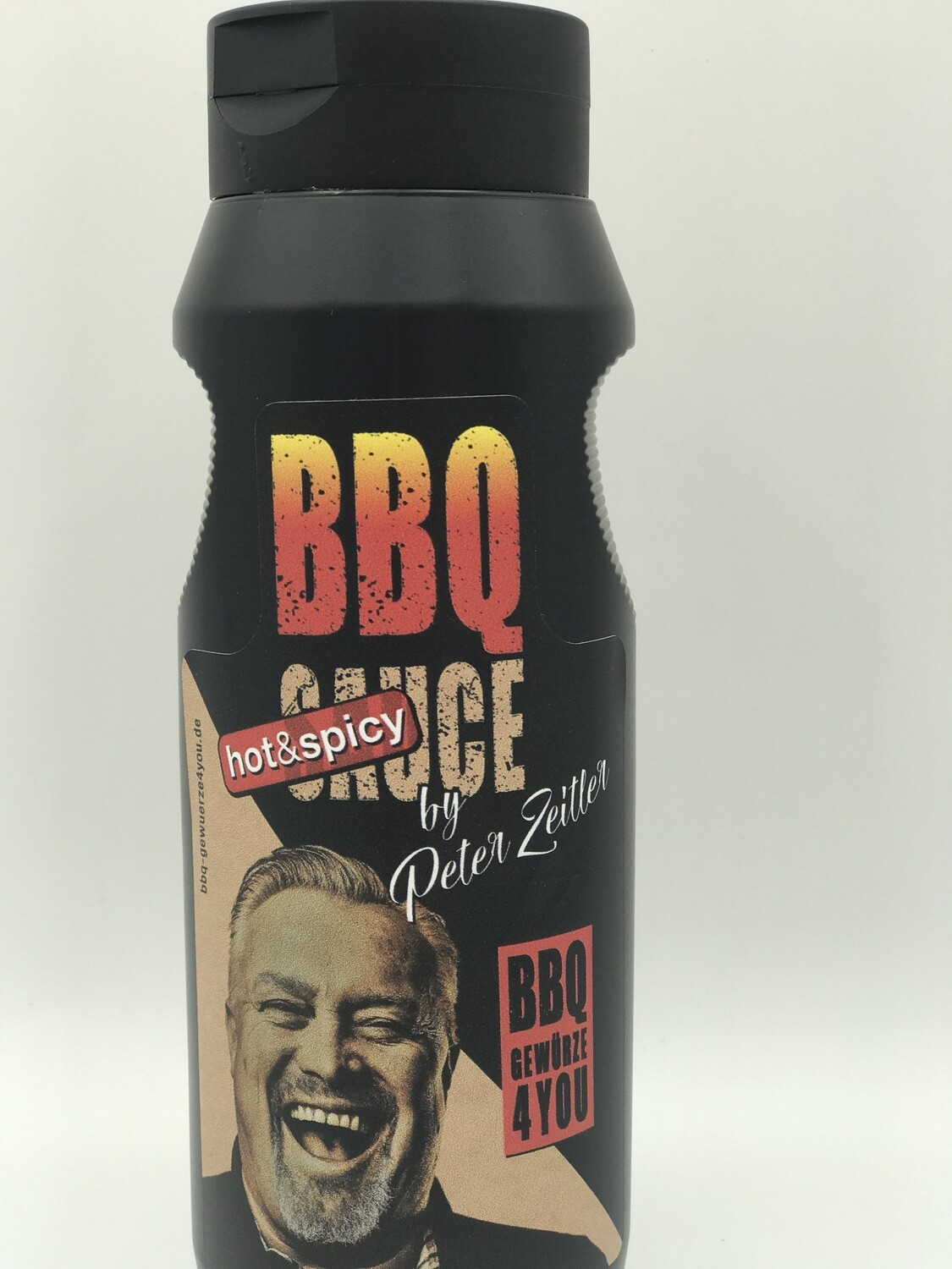BBQ Sauce HOT & Spicy  Grill Sauce