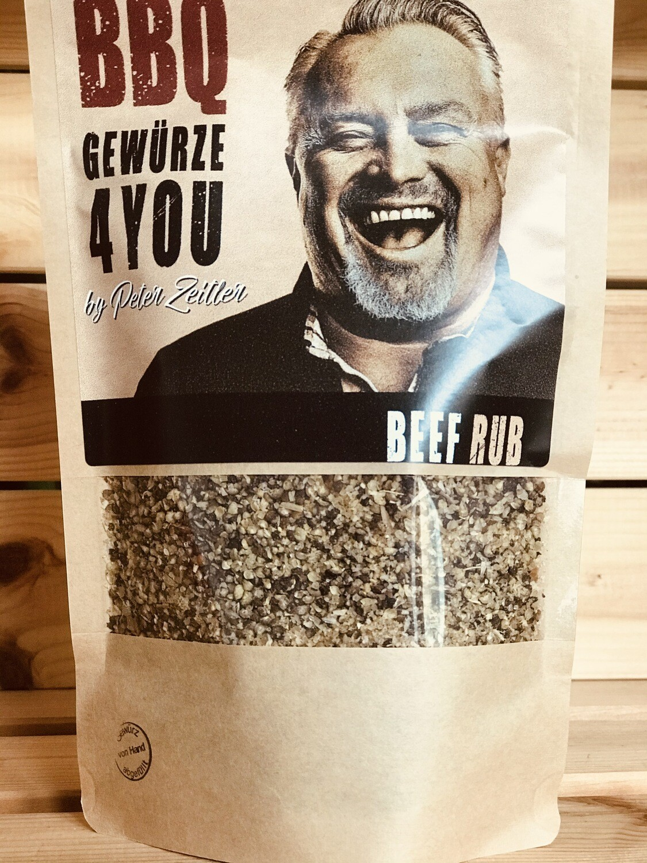 Beef Rub Grill Gewürz by Peter Zeitler
