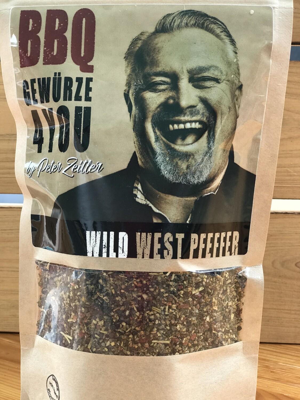 Wild West Steak Pfeffer by Peter Zeitler - Exotisch & Extravagant