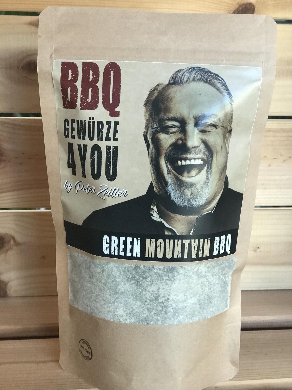 Green Mountain BBQ   by Peter Zeitler Kräuter Grill Gewürz Pfeffrig scharf