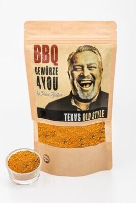 Texas Old Style - BBQ Grillgewürz by Peter Zeitler