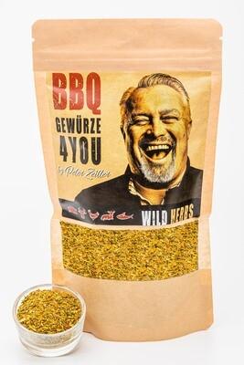 Wild Herbs - BBQ Grillgewürz by Peter Zeitler
