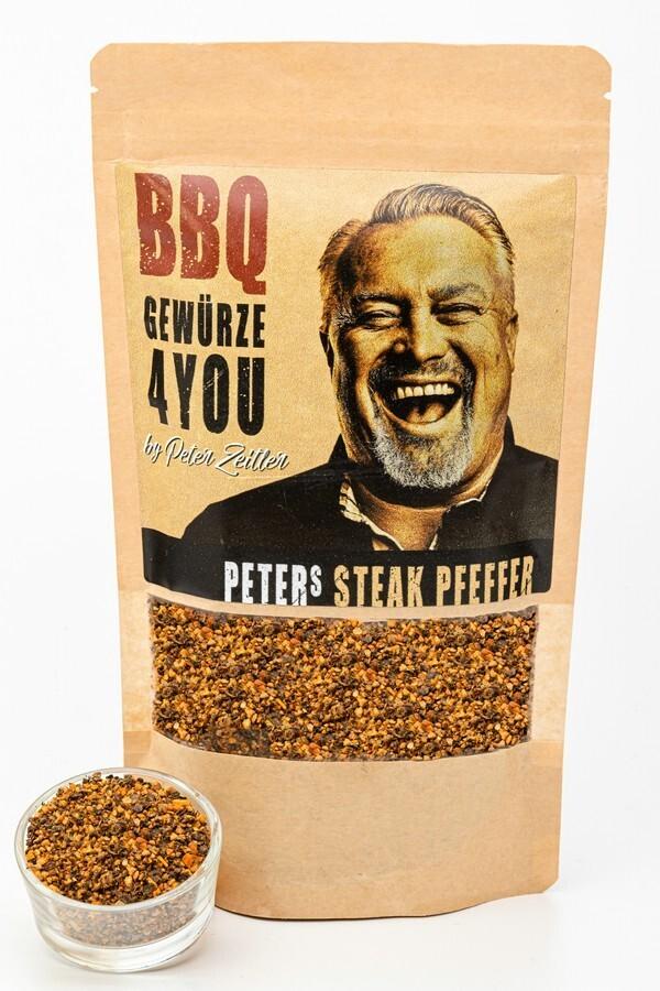 Peters Steak Pfeffer - grobe Pfeffermischung by Peter Zeitler