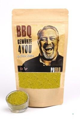 PUEBLO  - BBQ Grillgewürz by Peter Zeitler