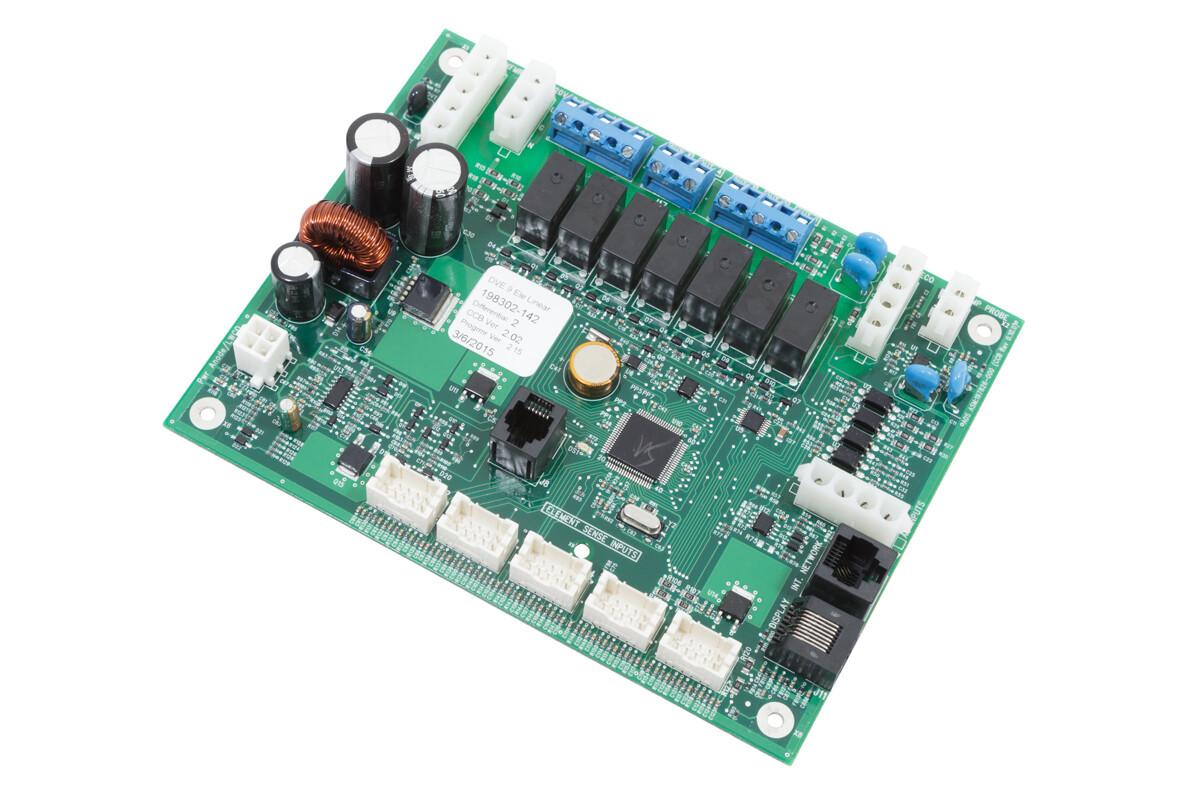 AO SMITH CONTROL CIRCUIT BOARD 100112321