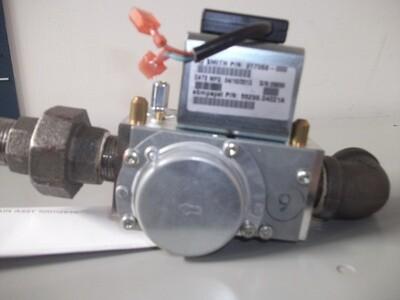 AO SMITH GAS VALVE TRAIN ASSY 100112646