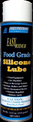 Easy Rider Food Grade Silicone Lube