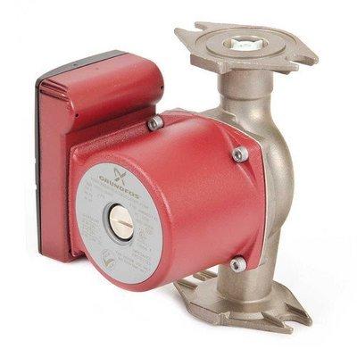 Grundfos UPS15-35SFC Stainless Steel Pump, 3/20HP, 115V, 3-Speed Flgd