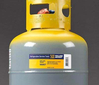 Yellow Jacket 95007 50 lb., yellow/gray, 1/4