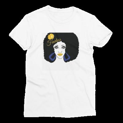Fearless Black Girl Magic T-Shirt