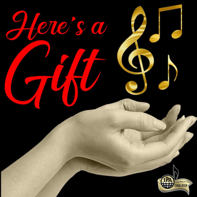 Here's a Gift - Digital Download
