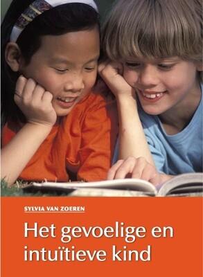 e-book Het gevoelige en intuïtieve kind
