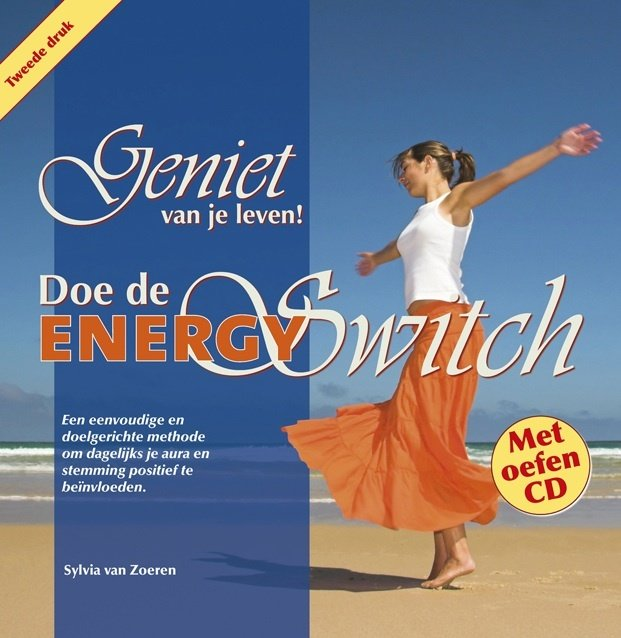 De Energy Switch, de aura reinigen
