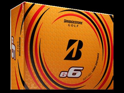 Bridgestone e6 Dozen